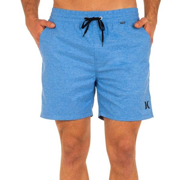 Hurley OAO CROSSDYE VOLLEY 17 海灘褲-藍