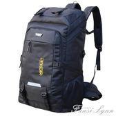 登山包超大容量雙肩包男女戶外旅行背包80升登山包運動旅游行李電腦包  HM 范思蓮恩