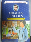 【書寶二手書T9/原文小說_OTC】Abraham Lincoln