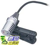 [美國直購] Sony 收音/ 錄音專用麥克風 ECM-CS10 Tie-Clip-Style Omnidirectional Business Microphone _TC2