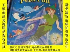 二手書博民逛書店PETER罕見PAN(彼得潘)(英文)Y200392