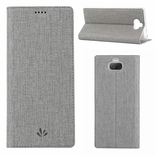 SONY Xperia 10 II Xperia 1 II VILI皮套 手機皮套 插卡 支架 掀蓋殼 內軟殼 隱形磁扣