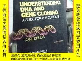 二手書博民逛書店英文書罕見Understanding DNA and Gene Cloning: A Guide for the