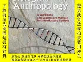 二手書博民逛書店Method罕見And Practice In Biological AnthropologyY255562