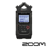 ZOOM H4n Pro H4nPro 手持錄音 4聲道 錄音機 黑色 正成公司貨