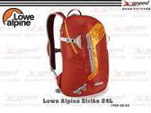 【速捷戶外】英國 Lowe Alpine -Lowe Strike 24L背包(墨西哥紅) #FDP-25-24 登山背包 旅行背包