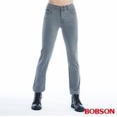 BOBSON 男款低腰超彈力直筒褲(1811-87)