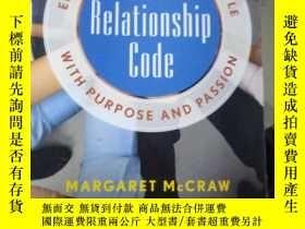 二手書博民逛書店The罕見Relationship Code: Engage a