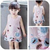 女童連身裙春夏寶寶背心裙1韓版2夏季裙子3兒童公主裙4歲夏裝