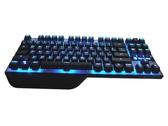 【台中平價鋪】全新 SADES Karambit 狼爪刀 機械式鍵盤 茶軸 87KEY 英文版