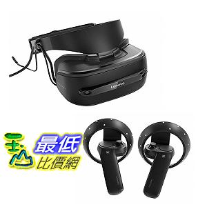 [8美國直購] Lenovo 虛擬實境頭戴式耳機 G0A20001WW Explorer Mixed Reality Headset