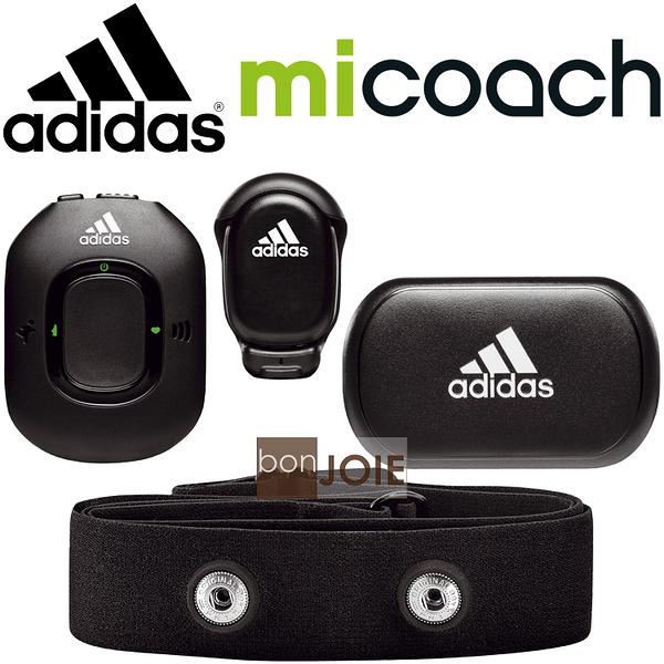 ::bonJOIE:: 美國進口 Adidas MiCoach Pacer 專業私人跑步教練套件組 Complete Training Bundle Monitor and Stride Sensor