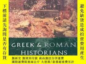 二手書博民逛書店Greek罕見And Roman HistoriansY255562 Michael Grant Routle