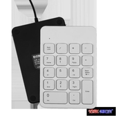 優一居 電腦鍵盤 有線 數字鍵盤 外接 迷你小鍵盤 有線 免切換