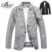 韓版紳士簡約修身西裝外套【NW688003】