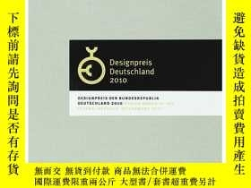 二手書博民逛書店German罕見Design Award 2010Y343753 German Design Council