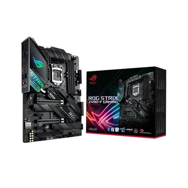 華碩 ROG STRIX Z490-H GAMING+ Intel I7-10700【刷卡分期價】