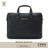 Kinloch Anderson 金安德森 公事包 STORY 2WAY公事包 黑色 KA187001 得意時袋