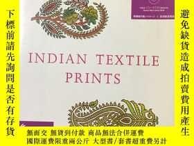 二手書博民逛書店Indian罕見Textile Prints(印度紡織面料)Y304560 看圖 看圖