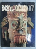 【書寶二手書T8/藝術_E1T】National Museum of Anthropology Mexicocity墨西