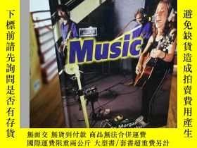 二手書博民逛書店Behind罕見the Media: Music (Behind
