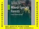 二手書博民逛書店Mixed-Species罕見ForestsY405706 Hans Pretzsch ISBN:97836