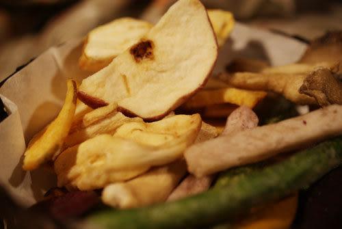 【佳瑞發‧蔬果脆片/小包裝】保留水果中的纖維素,無防腐劑適合全家零嘴。純素