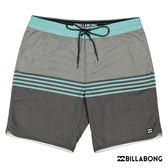 BILLABONG FIFTY50 LT 18 衝浪褲 (黑灰)【GO WILD】