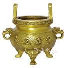 銅香爐純銅 擺件 仿古銅爐子
