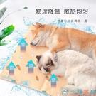 寵物冰墊狗狗貓咪睡墊夏季狗墊子降溫貓墊子【千尋之旅】