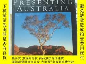 二手書博民逛書店Presenting罕見Australia: The Makin