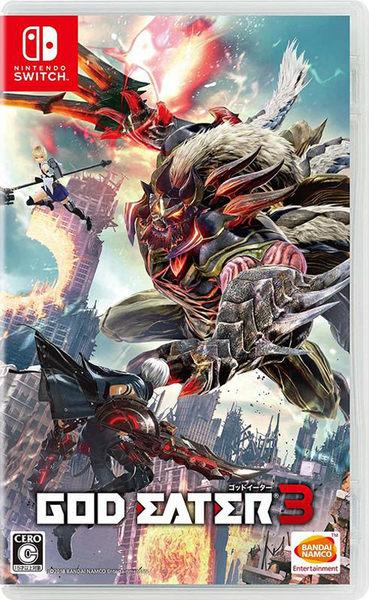 預購2019/7/11 任天堂 NS 噬神者 3 中文版