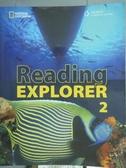 【書寶二手書T3/語言學習_PML】Reading Explorer 2-Student Book_Paul MacIn