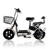 電瓶車 新款電動自行車60V48V電動車成人男女單車小型電瓶踏板車助力車 LX 新品特賣