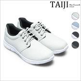 休閒慢跑鞋‧質感織紋布休閒慢跑鞋‧四色【NO2AY16】-TAIJI-