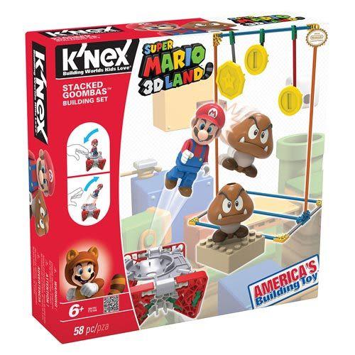K'NEX 超級瑪莉歐對蘑菇_ KN38419