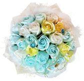 娃娃屋樂園~33朵香皂花.新娘珠寶捧花 每束2000元/新郎遊戲捧花/新娘捧花