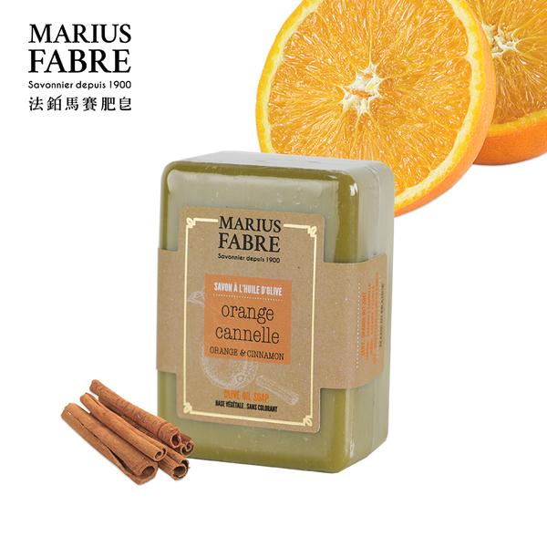 法國法鉑-甜橙橄欖草本皂/150g
