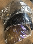 M2R 安全帽 配件 FR-1 FR1 鏡片 透明 淺茶 深黑|23番 半罩 3/4 原廠配件