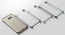 三星原廠配件 - Galaxy S6 edge 薄型透明背蓋 - 黑色