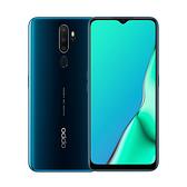 【OPPO】A9 2020 (8G/128G) 6.5吋智慧型手機-湖光綠