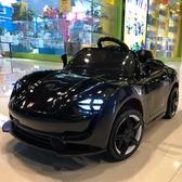 兒童電動車童車車四輪可坐遙控汽車1-3歲4-5搖擺童車寶寶玩具車可坐人【快速出貨】