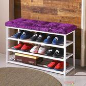 鞋架簡易家用特價防塵架子多層組裝儲物柜多功能經濟型收納柜鞋柜HTCC