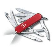 瑞士 維氏 Victorinox Midnite MiniChamp 0.6386 17種功能 迷你冠軍瑞士刀  露營│登山