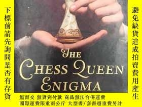 二手書博民逛書店Chess罕見Queen Enigma: A Stoker &