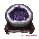 天然紫水晶洞 L (21.85公斤聚寶盆) 石頭記