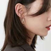 新款925銀針防過敏耳釘女韓國氣質個性