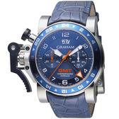 GRAHAM格林漢Chronofighter GMT腕錶   2OVGS.U06B.C117F