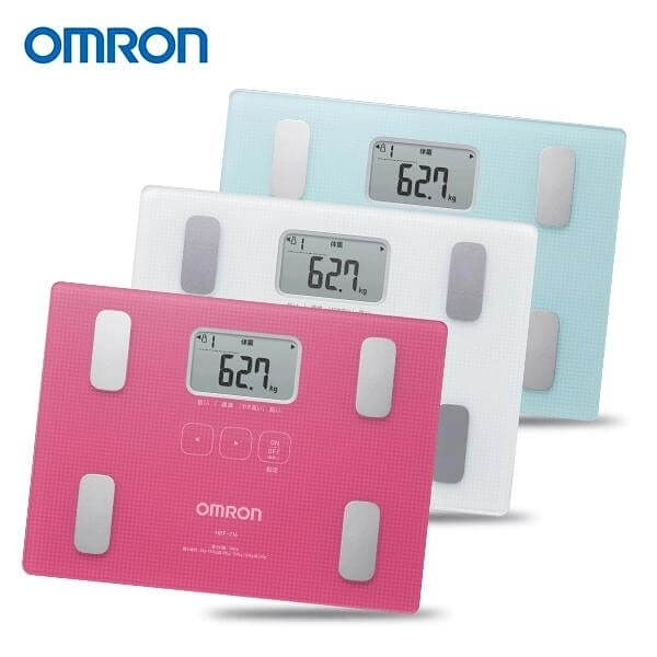 歐姆龍OMRON 體重體脂計 HBF-216