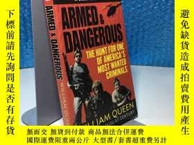 二手書博民逛書店ARMED罕見AND DANGEROUSY13822 Queen